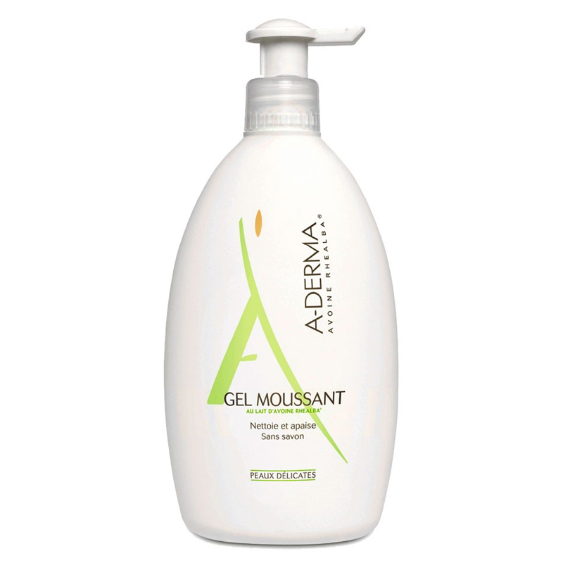 A-derma gel moussant 500ml Zarachispharmacy Overespa