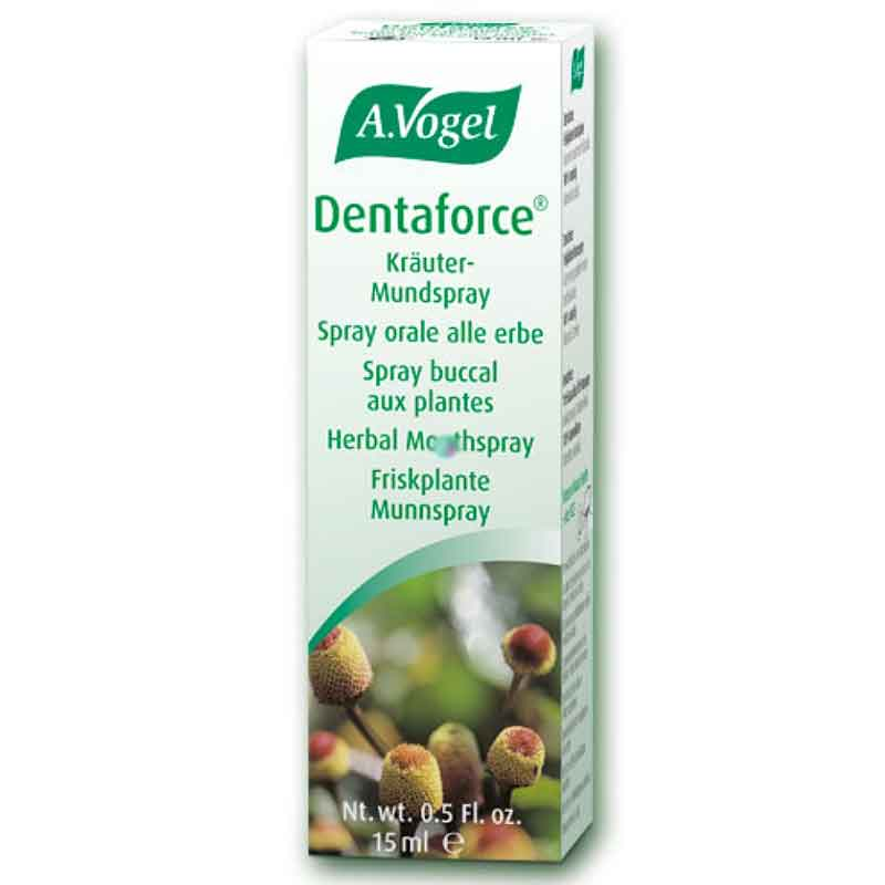 A vogel dentaforce spray 15ml -zarachispharmacy overespa