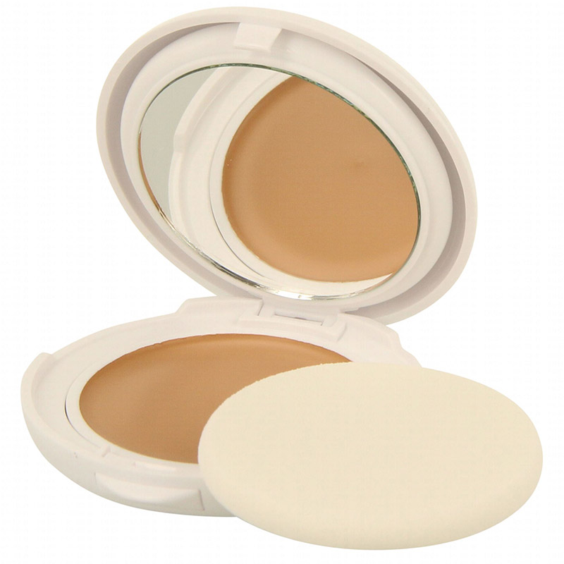 Avene Oil-free Naturel Make-up Compact σε μορφή κρέμας Zarachispharmacy Overespa