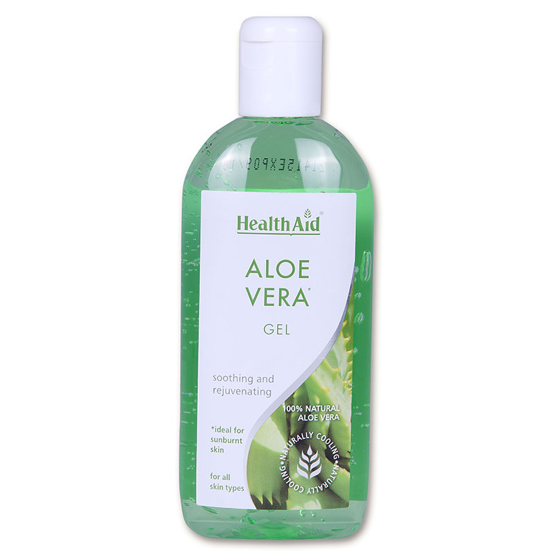 Health aid aloe vera gel 250ml - zarachispharmacy overespa