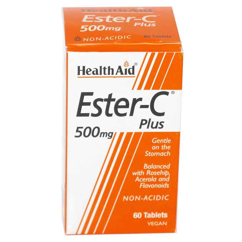 Health Aid Balanced Ester C 500mg