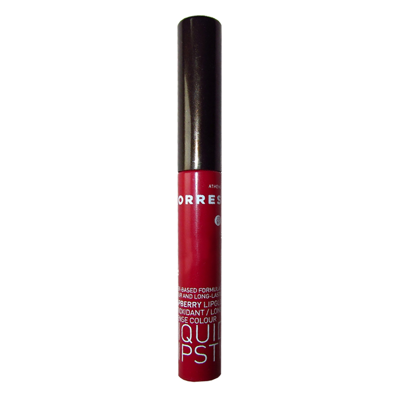 KORRES LIQUID LIPSTICK BLACKBERRY 56 red Zarachispharmacy Overespa