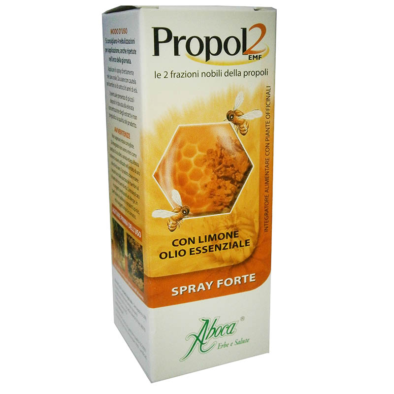 Aboca Propol2 Emf, Spray 30ml Zarachispharmacy Overespa