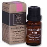 Apivita Essential Oil Rose 10ml/10 αιθέριο έλαιο Zarachispharmacy Overespa