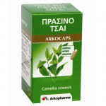 Arkopharma Arkocaps Green Tea-πρασινο τσαι Zarachispharmacy - Overespa