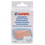 Gehwol Protective Plaster Thick Παχύ προστατευτικό έμπλαστρο, 4τμχ Zarachispharmacy Overespa