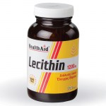 Health aid super lecithin 1200mg 100caps - zarachispharmacy overespa