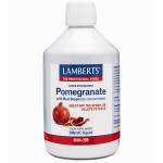 Lamberts Pomegranate Concentrate Συμπληρώματα, 500ml Zarachispharmacy Overespa