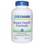 Life extension breast health formula 60caps -zarachispharmacy overespa