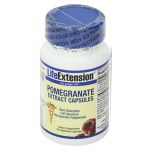 Life extension pomegranate extract 30 vegicaps -zarachispharmacy overespa