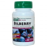 Nature`s plus bilberry 50 mg vcaps 60 -zarachispharmacy overespa