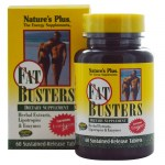 Nature`s plus fat busters tablets 60 -zarachispharmacy overespa