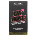 Nature`s plus gh male caps 60 -zarachispharmacy overespa