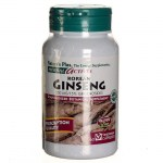 Nature`s plus korean ginseng 250 mg vcaps 60 -zarachispharmacy overespa
