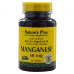 Nature`s plus manganese 50 mg tablets 90 -zarachispharmacy overespa