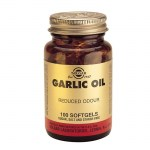 Solgar Garlic Oil Φυτοθεραπεία, Softgels 100s Zarachispharmacy Overespa