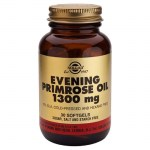Solgar evening primrose oil 1300mg softgels 30s -zarachispharmacy overespa