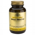 Solgar milk thistle 100mg vegicaps 50s -zarachispharmacy overespa