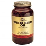 Solgar wheat germ oil 1140mg softgels 100s -zarachispharmacy overespa
