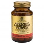 solgar Advanced Carotenoid - Αντιοξειδωτικό Complex Softgels 60s -zarachispharmacy overespa
